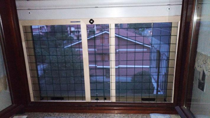 Scorrevole finestra