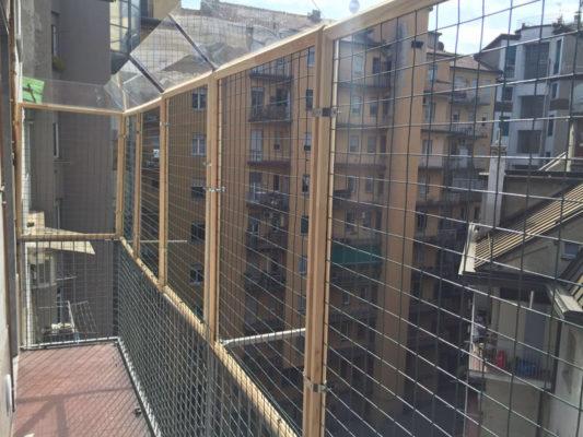 Balcone 5° piano